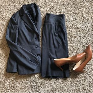 Banana Republic Skirt Suit Set (Jacket & Skirt)